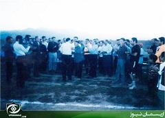 تصاویر/ مسابقات مینی فوتبال سال ۸۵ و حضور مسعود مرادی در اریسمان