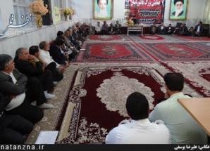 تصاویر/ گردهمایی بزرگ عاشورائیان بخش امامزاده