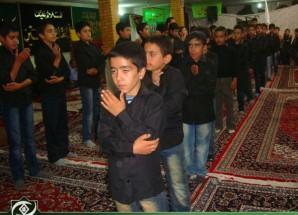 تصاویر/ شور حسینی در اریسمان – ۳