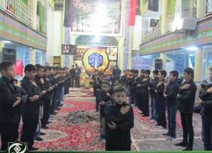 تصاویر/ شور حسینی در اریسمان – ۲
