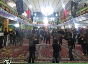 تصاویر/ شور حسینی در اریسمان – ۱