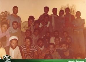 تصاویر/ حضور بسیجیان اریسمانی در حماسه ۸ سال دفاع مقدس