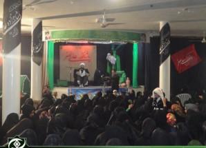همایش بزرگ شیرخوارگان حسینی در اریسمان برگزار شد + تصاویر