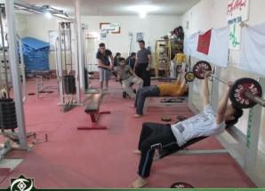تصاویر/ افتتاح باشگاه بدنسازی اریسمان
