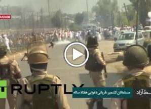 فیلم/ مسلمانانِ کشمیر قربانیِ دعوایی هفتاد ساله