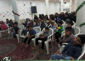 مراسم اختتامه کلاس قرآنی پایگاه تابستانی اریسمان برگزار شد + تصاویر