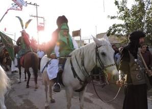 جزئیات مراسم حرکت نمادین کاروان حسینی در اریسمان اعلام شد
