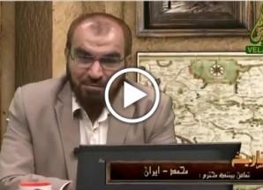 فیلم/ وقتی یک کارشناس وهابی نمیتواند جواب یه پسر بچه شیعه را بدهد!