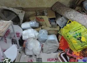 تصاویر/ اهدای کمک های مردمی به موکب اریسمان