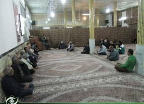 تصاویر/ مراسم گرامیداشت شهادت امام سجاد (ع) در مسجد جامع اریسمان