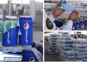 پاسخ به شایعه حیله داعش با قوطی های مشروب الکلی دارای برچسب پپسی برای زائرین اربعین!