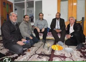 همزمان با هفته معلولین صورت گرفت؛ دیدار رئیس و کارکنان اداره فرهنگ و ارشاد اسلامی شهرستان نطنز با سردبیر اریسمان نیوز + تصاویر