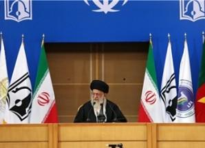 رهبر معظم انقلاب در ششمین کنفرانس حمایت از انتفاضه فلسطین: انتفاضه سوم شکستی دیگر بر رژیم غاصب صهیونیستی تحمیل خواهد کرد/دستاوردهای عظیم الگوی مقاومت در مقابل خسارات سنگین روند سازش